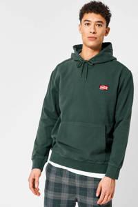 America Today hoodie Sage Coca met borduursels groen, Groen