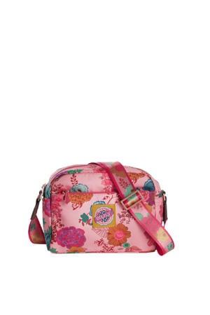 crossbody tas Color Splash XS roze
