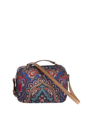 Paisley S Shoulder Bag blauw