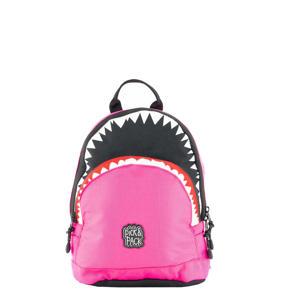 Shark Shape Backpack S fuchsia