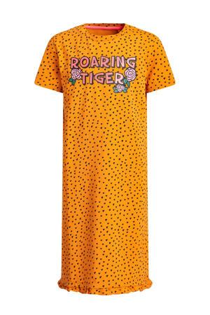 nachthemd met all over print kerrie