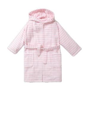 badjas roze/wit
