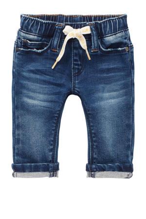 baby regular fit jeans Thorne met biologisch katoen stonewashed