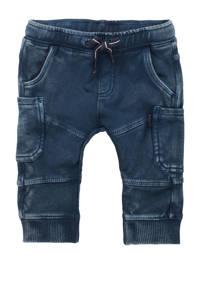 Noppies baby regular fit broek Trenton donkerblauw, Donkerblauw