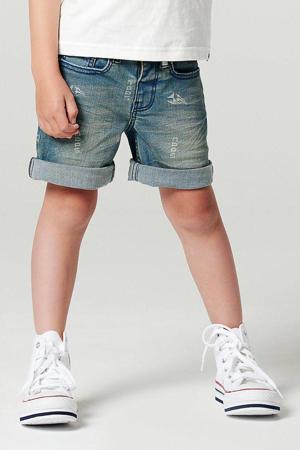 jeans bermuda Laltonplace stonewashed