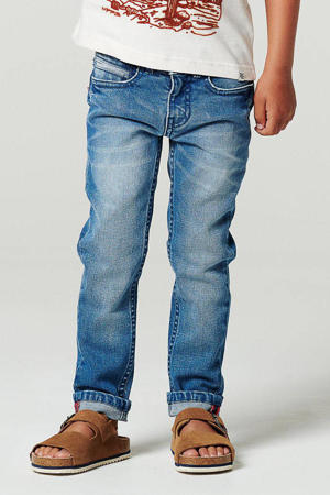 slim fit jeans Lakefront blauw