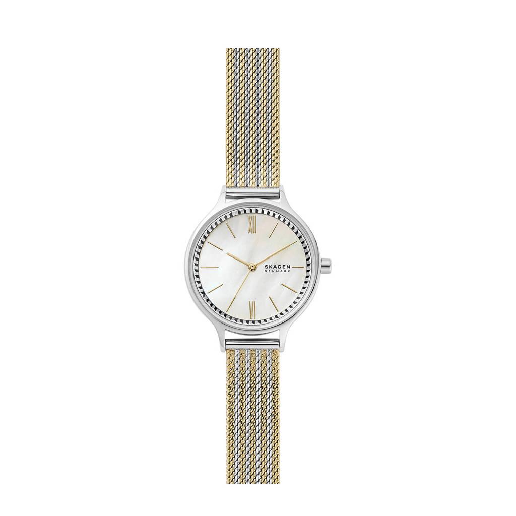 Skagen horloge SKW2908 Anita zilver, Goud