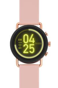 Skagen Connected Falster 3 Gen 5 Dames Display Smartwatch SKT5205, Roze