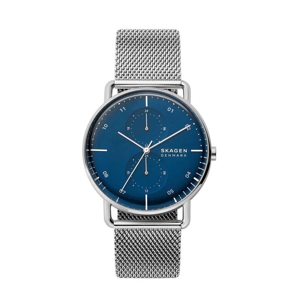 Skagen horloge SKW6690 Horizont zilver, Zilverkleurig