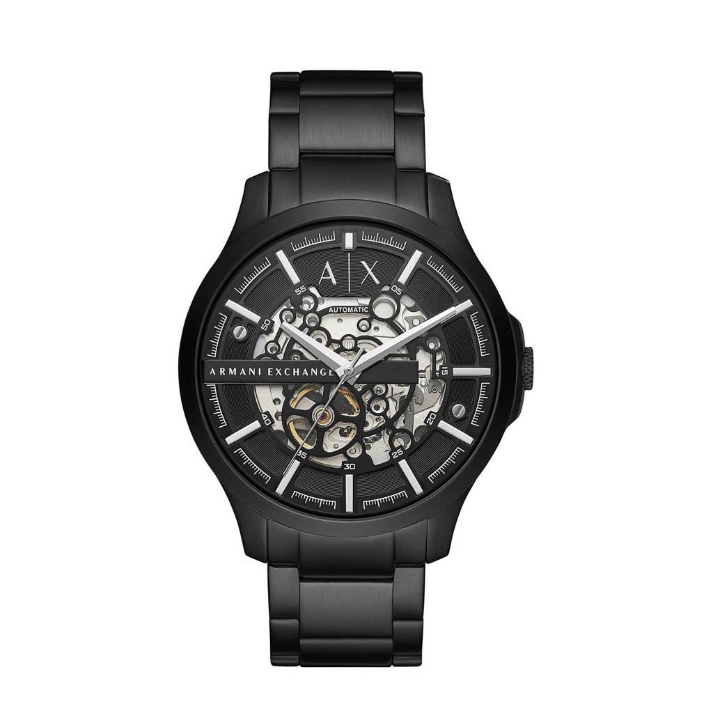 Armani Exchange horloge AX2418 Emporio Armani zwart, Zwart