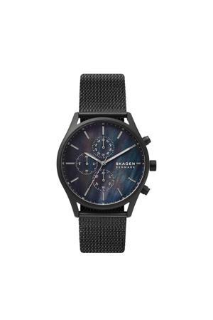 horloge SKW6651 Holst zwart