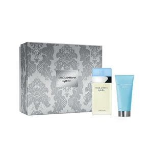 Light Blue eau de toilette geschenkset - 50 ml + 100 ml