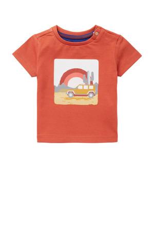 baby T-shirt Taranto met biologisch katoen p692-autumn glaze