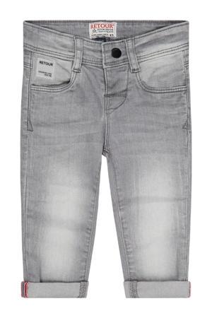 regular fit jeans Sandro light grey denim