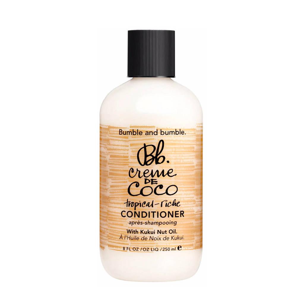 Bumble & Bumble Crème de Coco conditioner - 250 ml