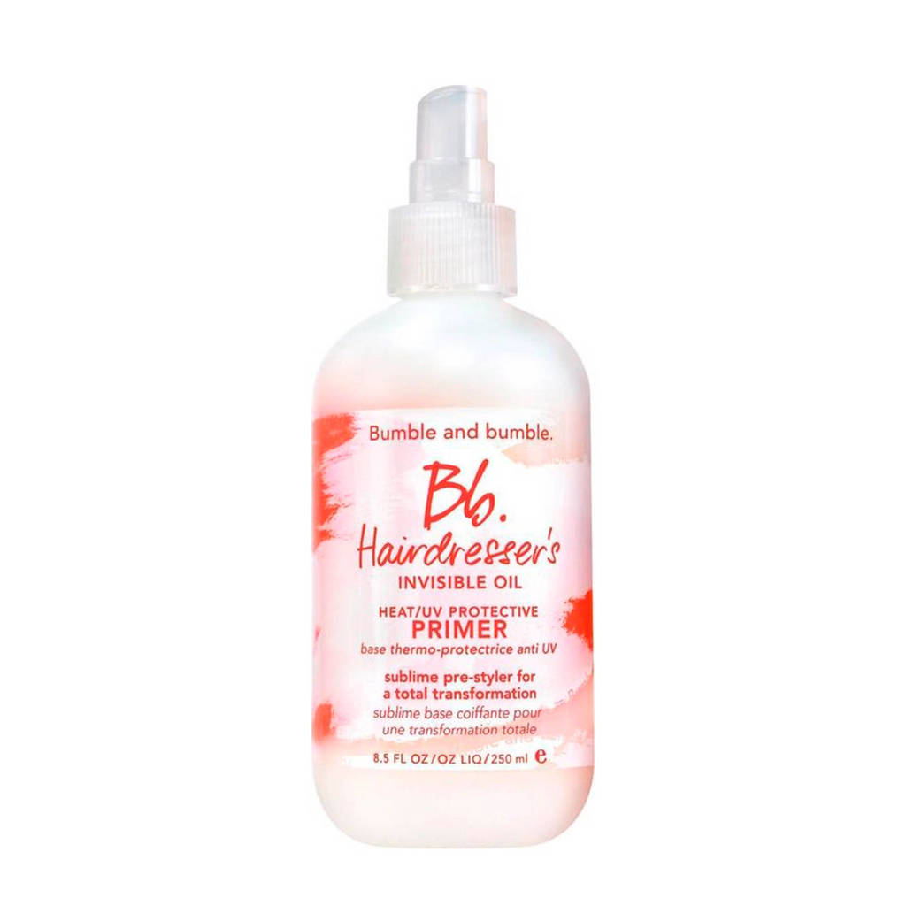Bumble & Bumble Hairdresser's Invisible Oil Heat/Uv Protective Primer haarserum - 250 ml