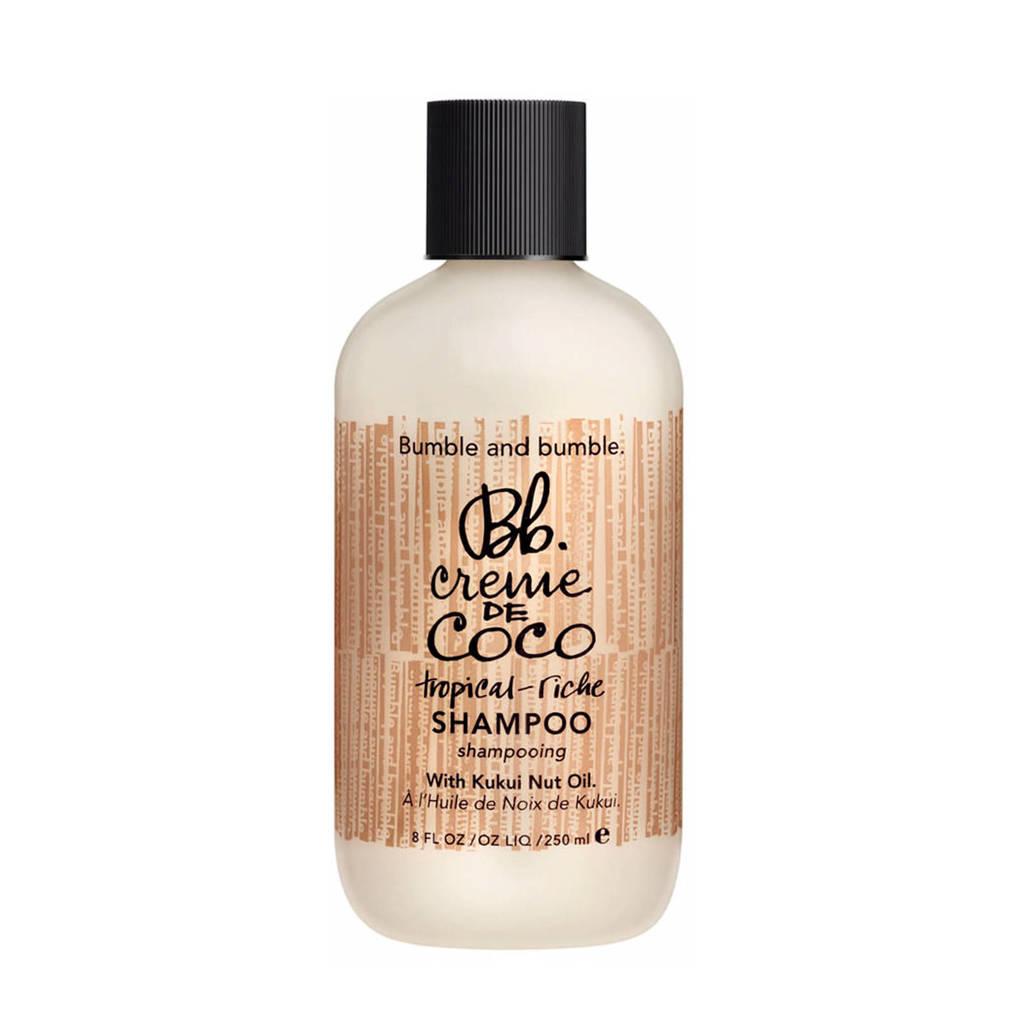 Bumble & Bumble Creme De Coco shampoo - 250 ml