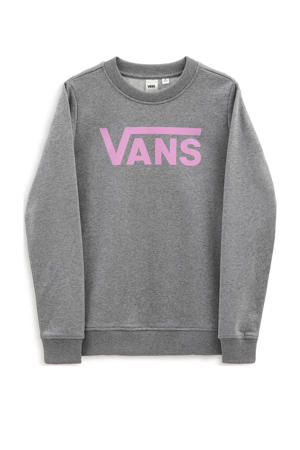 sweater grijs/roze