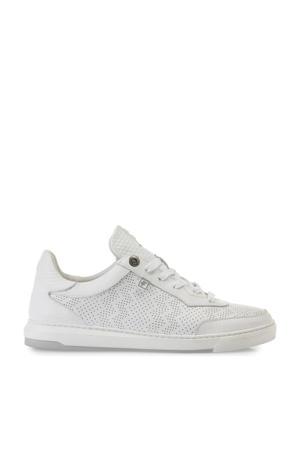 Juli  leren sneakers wit