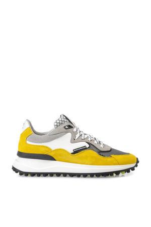 Noppi  suède sneakers geel/multi