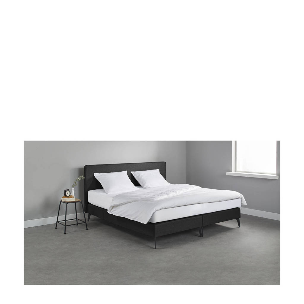 Beter Bed complete boxspring Norwich (160x200 cm), Zwart