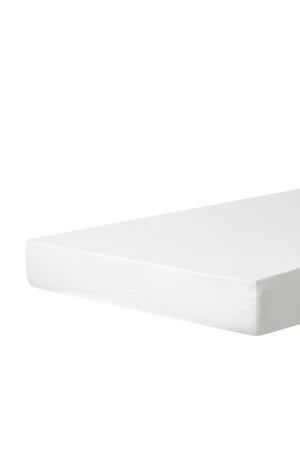 katoenen hoeslaken Wit