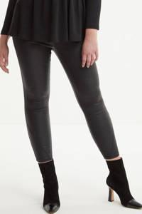 Simply Be high waist skinny tregging zwart, Zwart