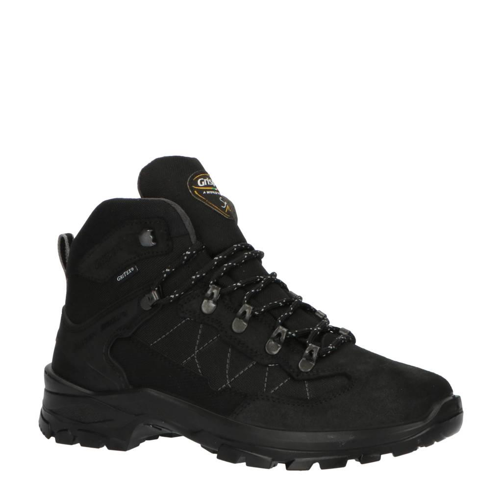 Grisport Scout Mid  Scout Mid wandelschoenen zwart, Zwart