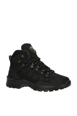 Scout Mid  Scout Mid wandelschoenen zwart