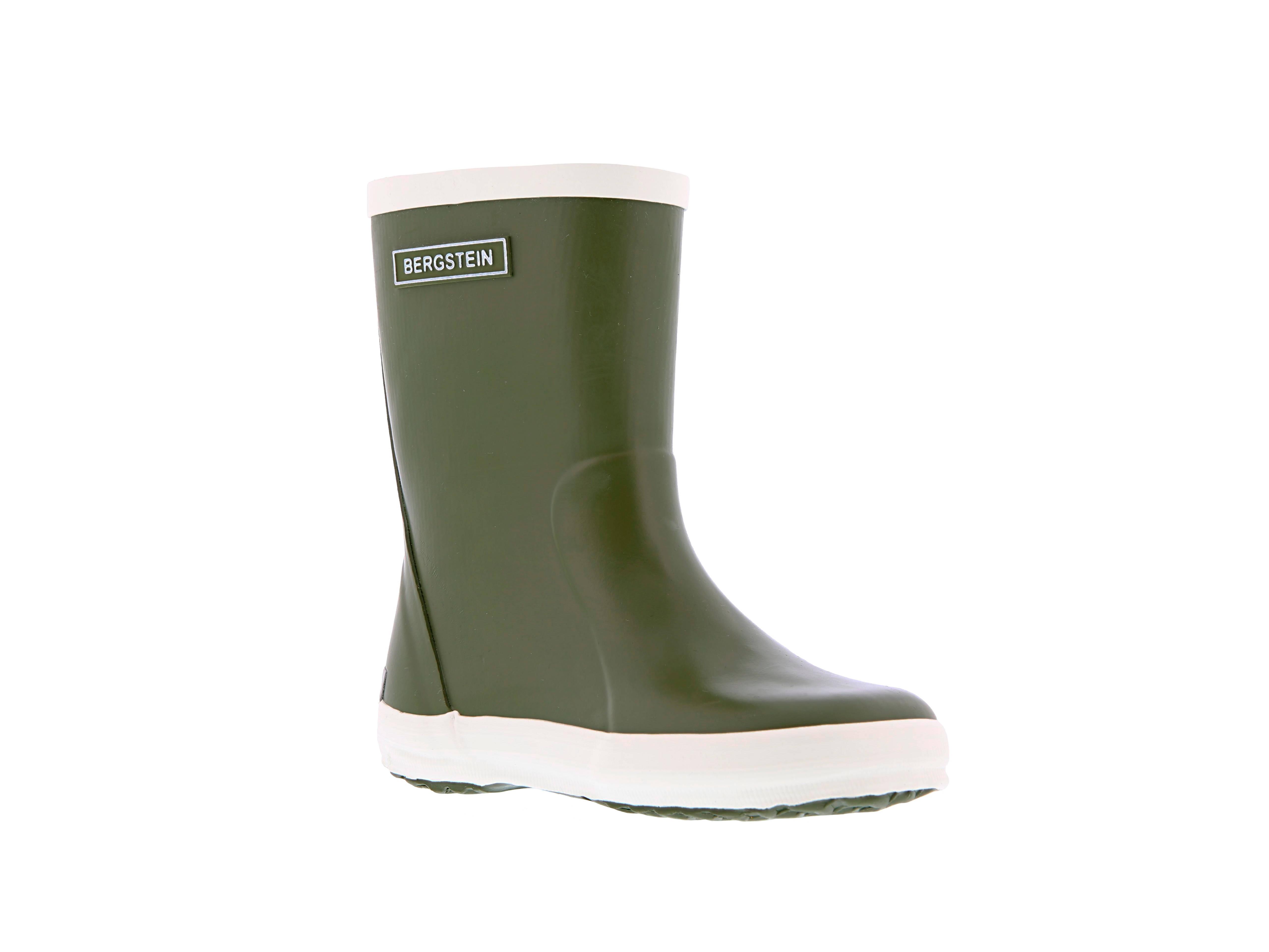 Bergstein Regenlaarzen K130001-541110541 Groen-24 maat 24 online kopen