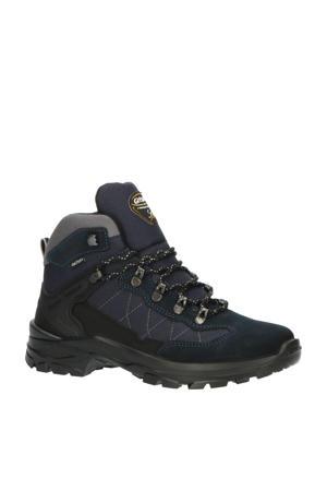 Scout Mid  Scout Mid wandelschoenen blauw