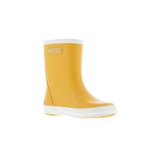 Rainboot  regenlaarzen okergeel