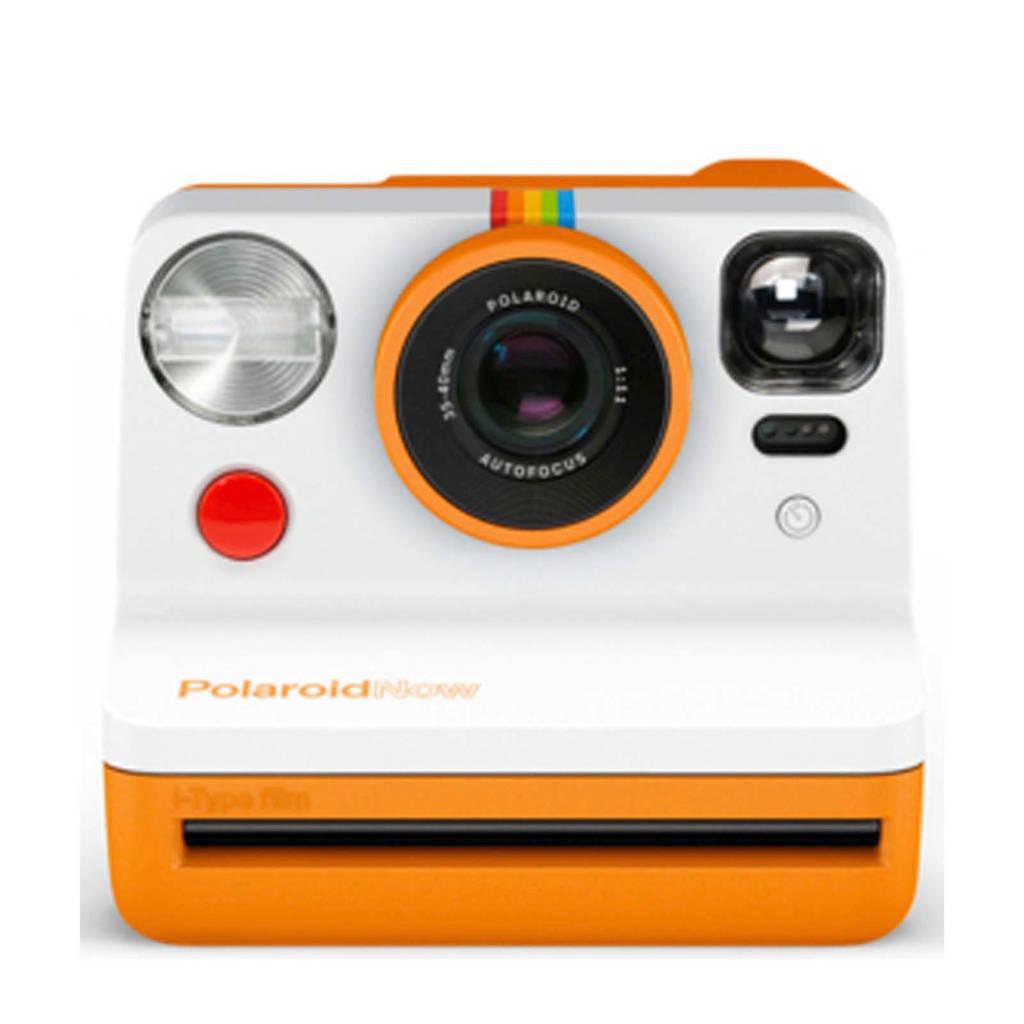 Polaroid Now analoge camera, Oranje