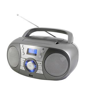 SCD1800TI Boombox met Bluetooth