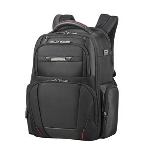 15.6 Pro-DLX 5 Laptop Backpack 3V 15.6'' zwart