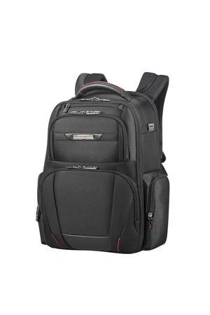 15.6 Pro-DLX 5 Laptop Backpack 3V 15.6'' zwart