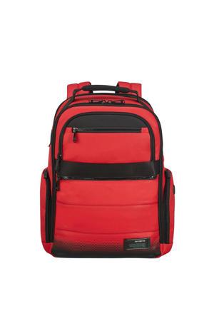 15.6 inch laptop rugzak Cityvibe 2.0 rood