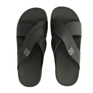 Dakar  slippers zwart