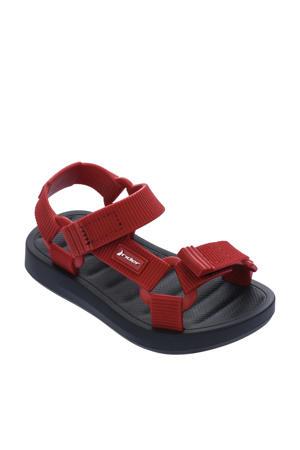 Free Patete Free Patete Kids sandaaltjes rood/blauw kids