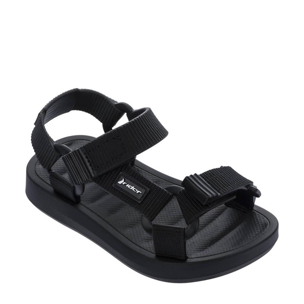 Rider Free Patete Free Patete Kids sandaaltjes zwart kids, Zwart
