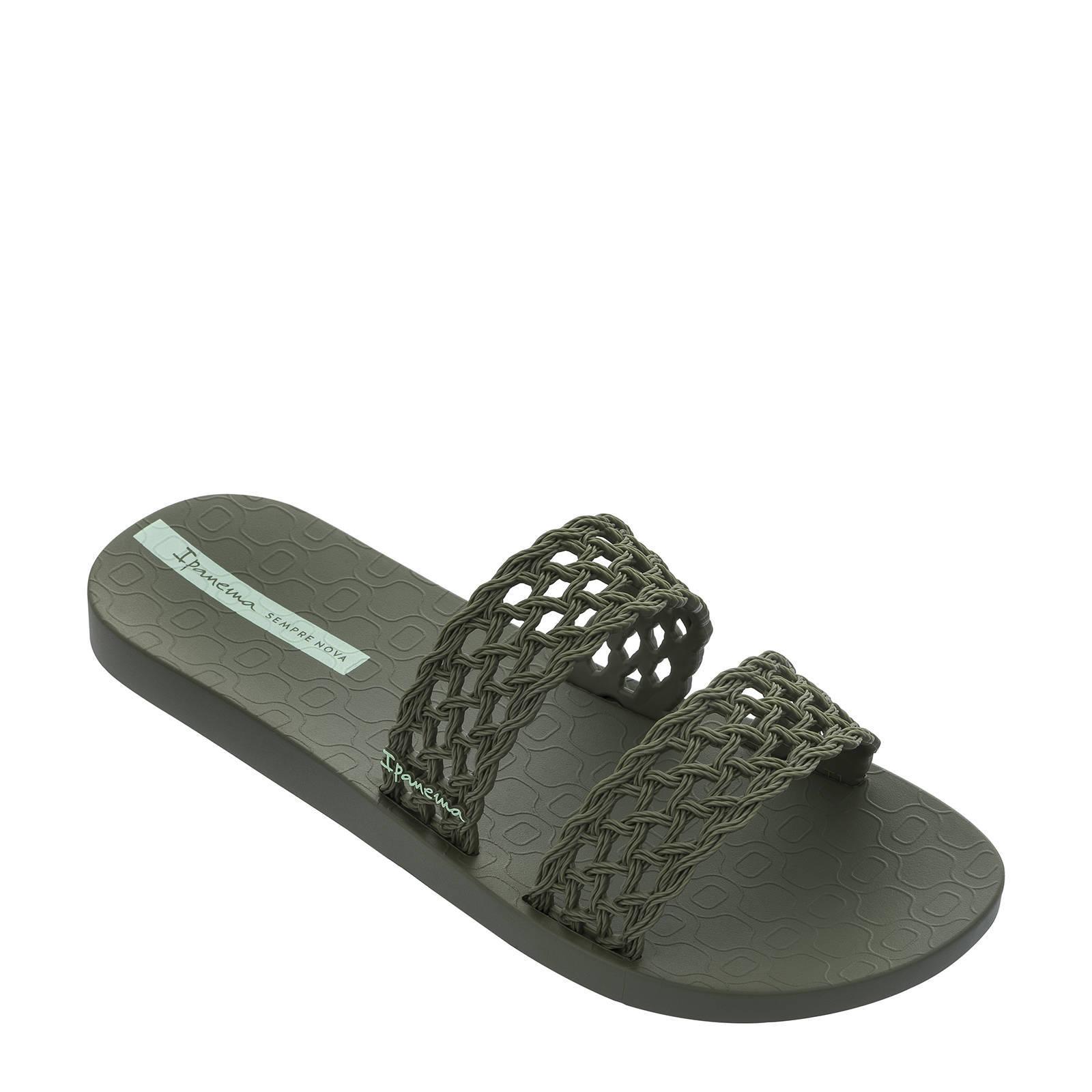 Ipanema Renda slippers Renda groen online kopen