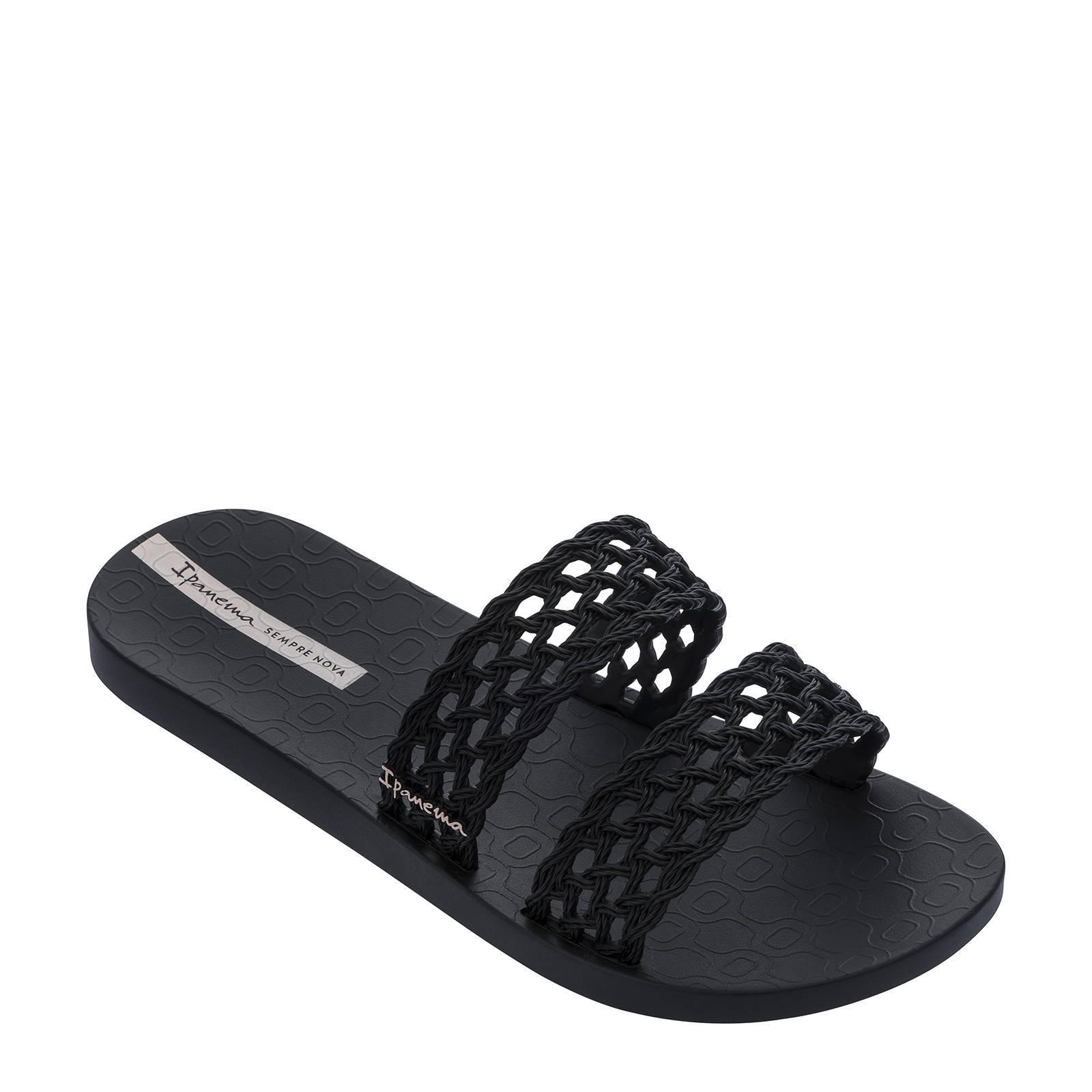Ipanema Renda slippers Renda zwart online kopen