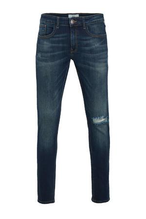 skinny jeans Milano Destroy doc blue