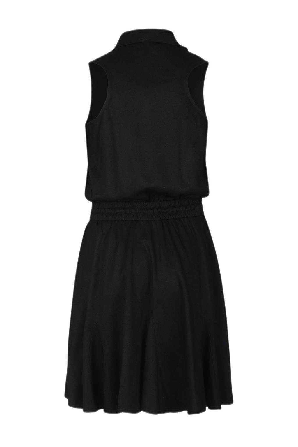 Jill & Mitch by Shoeby jurk New Dress zwart, Zwart