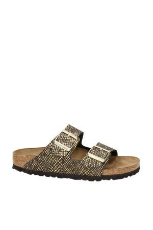 Arizona  slippers goud
