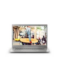 Medion E4251S-C128F4S 14 inch Full HD laptop, Zilver