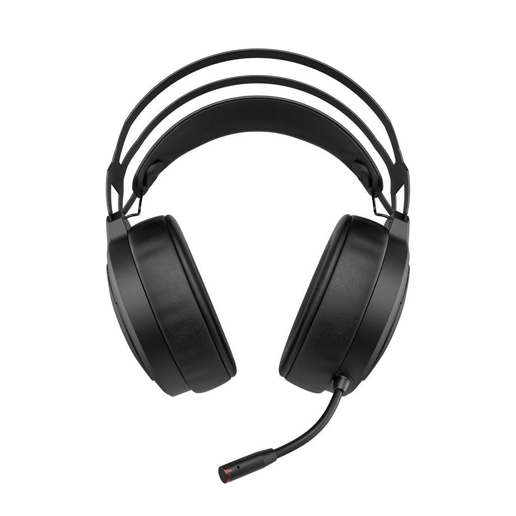 HP  draadloze gaming headset X1000, Zwart