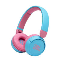 JBL  JR310 hoofdtelefoon, Roze, blauw