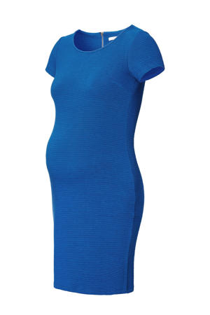zwangerschapsjurk Fairview blauw