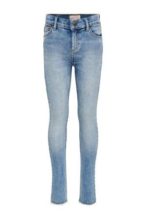 skinny jeans Blush light denim